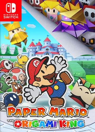 Постер Paper Mario: The Origami King